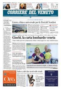 Corriere del Veneto Padova e Rovigo – 19 settembre 2018