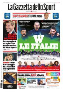 La Gazzetta dello Sport Roma – 11 giugno 2019