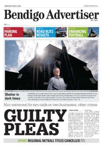 Bendigo Advertiser - April 15, 2020