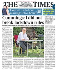 The Times - 26 May 2020