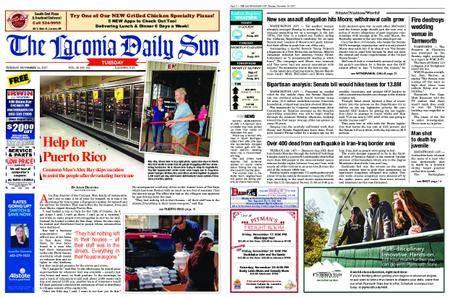 The Laconia Daily Sun – November 14, 2017