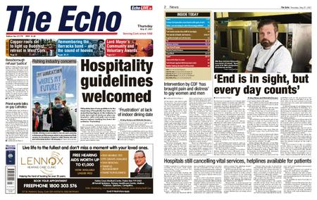 Evening Echo – May 27, 2021