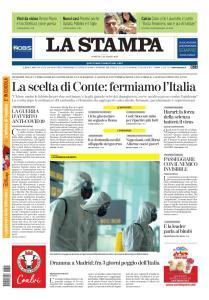 La Stampa Imperia e Sanremo - 22 Marzo 2020
