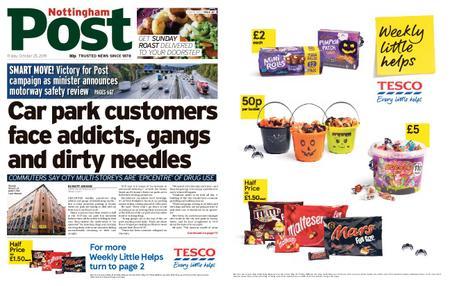 Nottingham Post – October 25, 2019