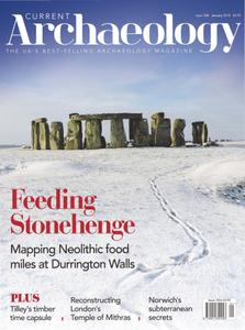 Current Archaeology - Issue 334