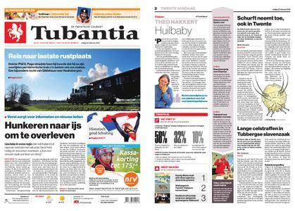 Tubantia - Enschede – 23 februari 2018