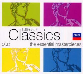 VA - Ultimate Classics: The Essential Masterpieces (2006) (5 CD Box Set)
