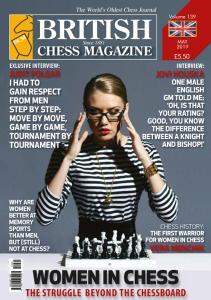 British Chess Magazine - May 2019