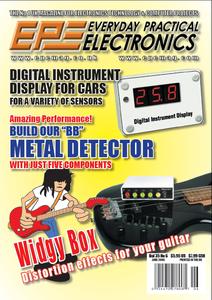 Everyday Practical Electronics Magazine, June 2006
