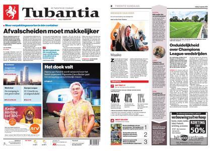 Tubantia - Enschede – 02 augustus 2019