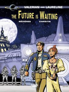 Valerian and Laureline v23 - The Future is Waiting (Europe Comics 2019) (webrip) (MagicMan-DCP