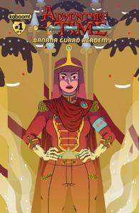 Adventure Time - Banana Guard Academy 01 of 06 2014 Digital