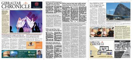 Gibraltar Chronicle – 27 August 2019