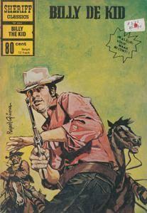 Sheriff Classics - 164 - Billy De Kid