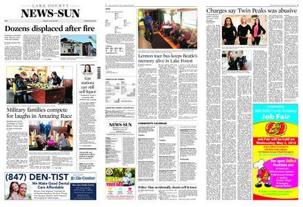 Lake County News-Sun – April 30, 2018