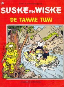 Suske En Wiske - 199 - De Tamme Tumi
