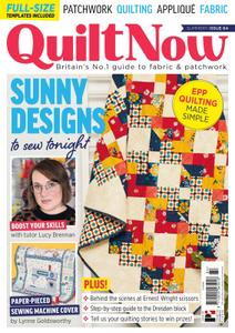Quilt Now – June 2019