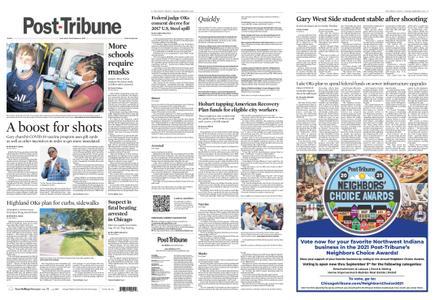 Post-Tribune – September 04, 2021