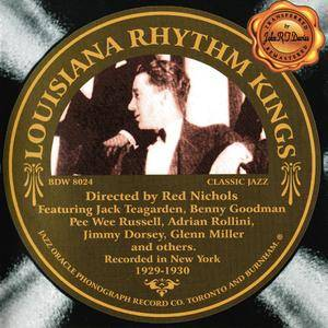 Louisiana Rhythm Kings - 1929-1930 (2002)