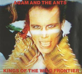 Adam And The Ants - Kings Of The Wild Frontier (1980) {2CD 2016 Deluxe Edition Columbia-Sony Music 88875119742}
