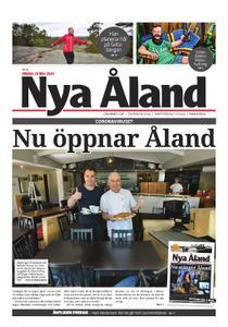 Nya Åland – 29 maj 2020