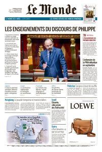 Le Monde du Vendredi 14 Juin 2019