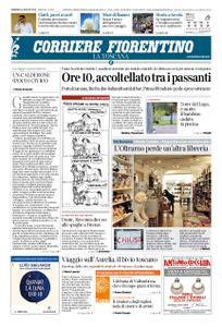 Corriere Fiorentino La Toscana – 04 agosto 2019