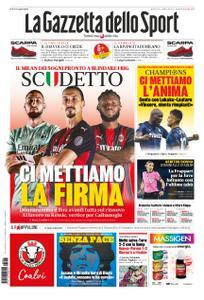 La Gazzetta dello Sport – 01 dicembre 2020