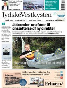 JydskeVestkysten Haderslev – 25. juni 2020