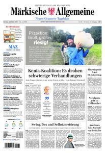 Märkische Allgemeine Neues Granseer Tageblatt - 08. Oktober 2019