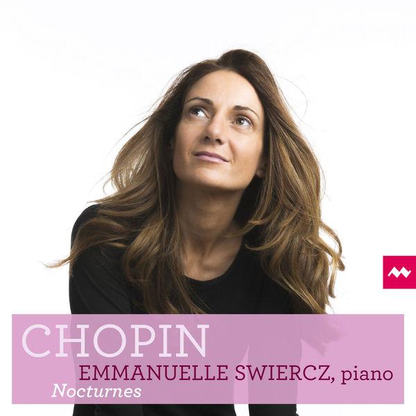 Emmanuelle Swiercz - Chopin: Nocturnes (2015) [Official Digital Download 24/96]