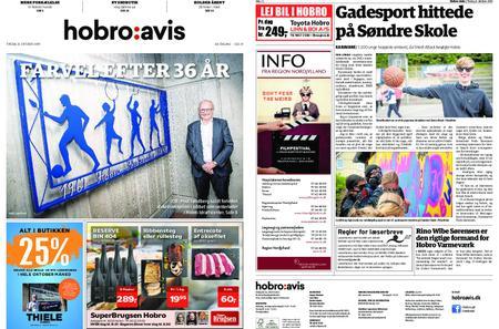 Hobro Avis – 08. oktober 2019