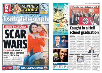 The Daily Telegraph (Sydney) – September 23, 2017