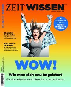Zeit Wissen - November/Dezember 2018