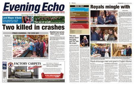 Evening Echo – June 15, 2018