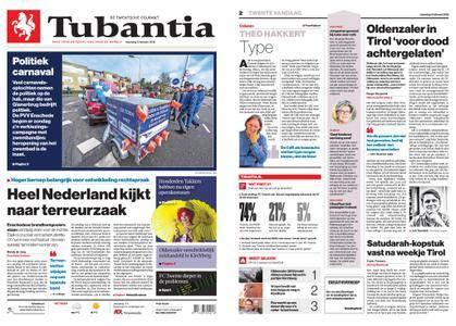 Tubantia - Enschede – 05 februari 2018
