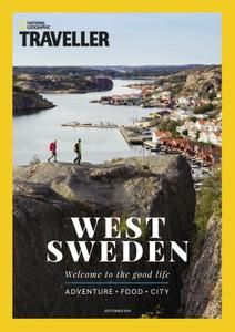 National Geographic Traveller UK - August 2019