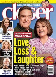 Closer USA - May 14, 2018