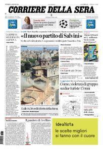Corriere della Sera – August 31, 2018