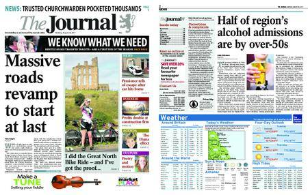 The Journal – August 28, 2017