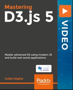 Mastering D3.js 5