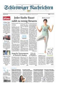 Schleswiger Nachrichten - 26. Februar 2019
