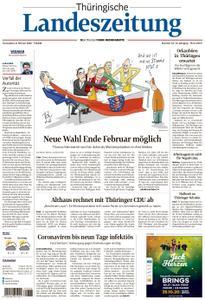 Thüringische Landeszeitung – 08. Februar 2020