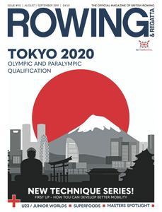Rowing & Regatta - August/ September 2019