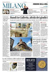 Corriere della Sera Milano – 04 settembre 2018