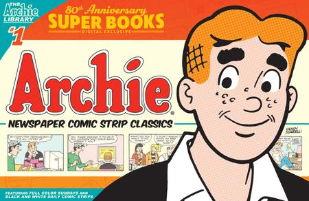 Archie Comics 80th Anniversary Presents 023 - Archie Newspaper Classics (2020) (Forsythe-DCP