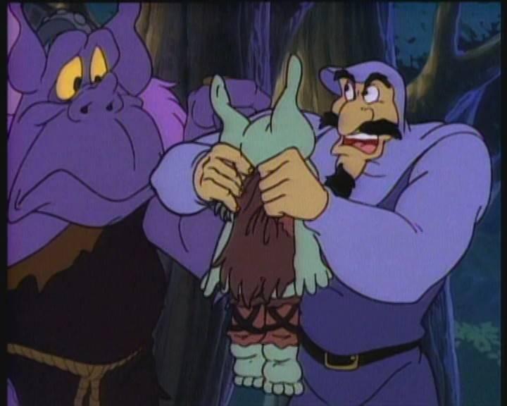 Adventures of the Gummi Bears / Приключения Мишек Гамми. Volume 3 (1985-1991)