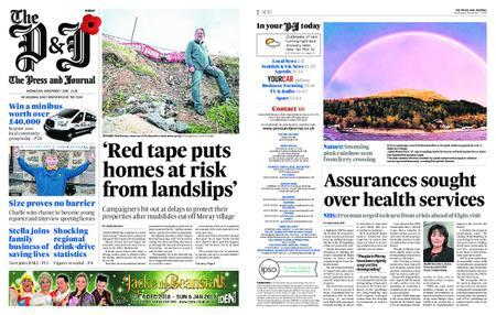 The Press and Journal Moray – November 07, 2018