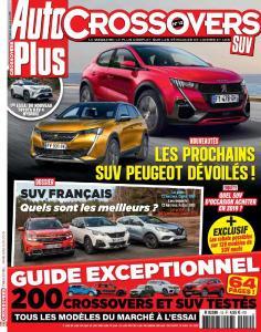 Auto Plus Hors-Série Crossovers - Avril-Juin 2019