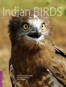 Indian Birds - March 31, 2017